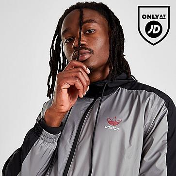 adidas Originals Fusion-tuulitakki Miehet