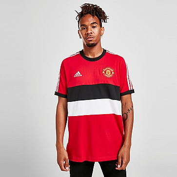 adidas Manchester United -t-paita Miehet