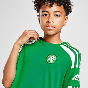 adidas Celtic FC Squadra -T-paita Juniorit