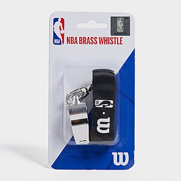 Wilson NBA Brass Whistle