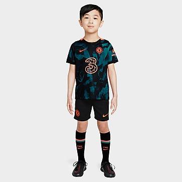 Nike Chelsea FC 2021/22 -kolmas pelisetti Lapset