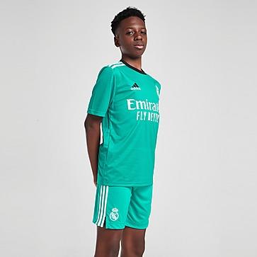 adidas Real Madrid 2021/22 -kolmaspelishortsit Juniorit