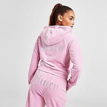 Juicy Couture Cropattu huppari Naiset