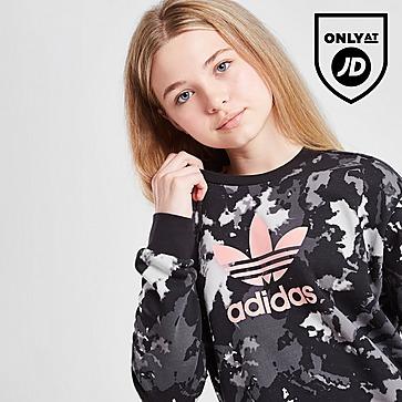 adidas Originals Batiikkivärjätty collegepaita Juniorit
