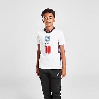 Nike England 2020/21 Rashford #10 -kotipelipaita Juniorit
