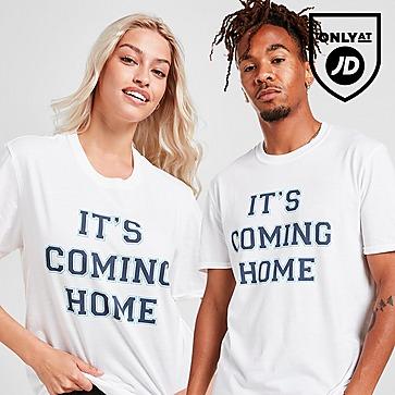 JD England 'It's Coming Home' -t-paita