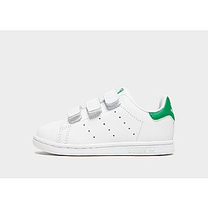 new arrival 1d53b f0031 adidas Originals Stan Smith Velcro Bébé ...