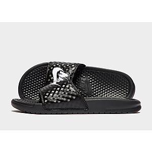 online store 41640 1a58e Nike Claquettes Benassi Just Do It Femme ...