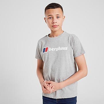 Berghaus T-Shirt Logo Enfant