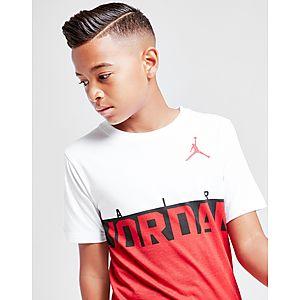 différemment a7562 d12bd Jordan T-shirt Colour Block Junior