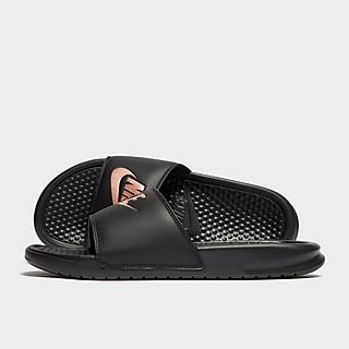 Nike Benassi Just Do It Slides Femme