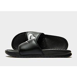 huge discount 7861f dc530 Nike Claquettes Benassi Just Do It Homme ...