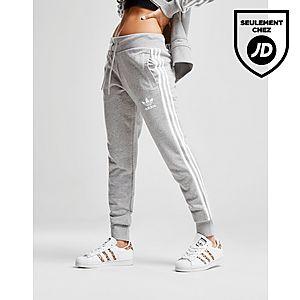74afce5f70659 ... adidas Originals Pantalon molletonné 3-Stripes California Femme