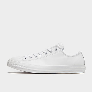 Converse Chuck Taylor All Star Ox Leather Mono Homme