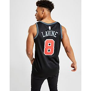 82a07ae5028c0 Nike Maillot NBA Chicago Bulls LaVine City Homme ...