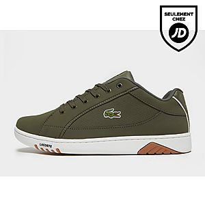 22d888bd2c Basket Lacoste Homme | JD Sports