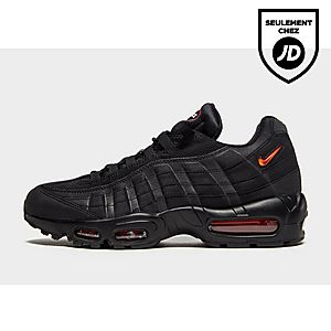 air max 95 rouge dégradé