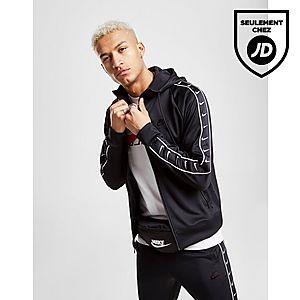58ecf44024 ... Nike Veste zippée à capuche Tape Homme