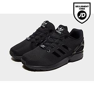 babies adidas zx flux cuivre et noir