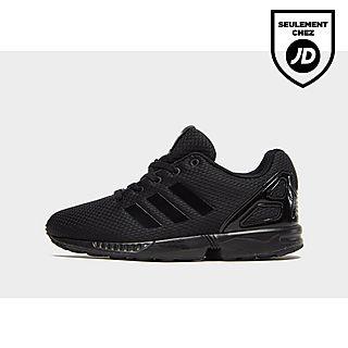 Sneakers adidas Originals ZX Flux pour junior Blanc | 3