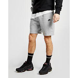 51c2b0be0cdf3 Nike Swoosh Fleece Shorts Nike Swoosh Fleece Shorts