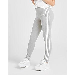 cca077ee9 adidas Originals Girls' 3-Stripes Leggings Junior