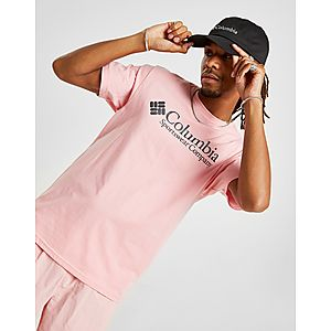 683738f0173f1 ... Columbia T-Shirt Large Front Logo Homme