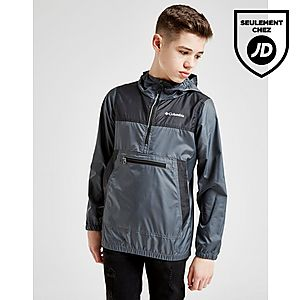 11992a0a81722 Columbia Columbia 1 4 Zip Lightweight Veste coupe vent Junior ...
