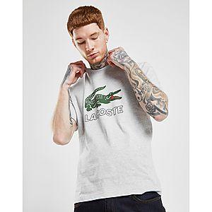 d467d4ab69 Lacoste Large Crocodile Logo Vintage T-Shirt ...