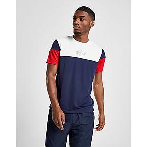 62ec33b96b Lacoste T-shirt Contrast Homme ...