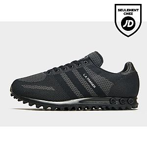 watch 57106 d8d9b adidas Originals LA Trainer Woven ...