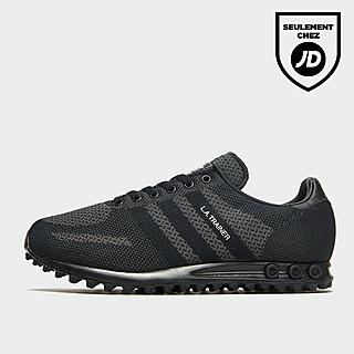 adidas Originals La Trnr Wv Blk/gry$