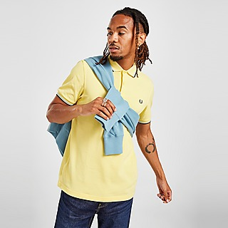 Fred Perry Polo Twin Tipped Homme