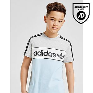 c4b298fdf85e8 Enfant - Adidas Originals Vêtements Junior (8-15 ans) | JD Sports