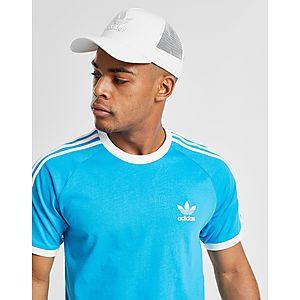 adidas Originals California Short Sleeve T shirt in Blue for