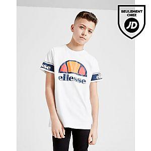 ventes spéciales trouver le travail 50-70% de réduction Ellesse T-Shirt Cestia Logo Junior