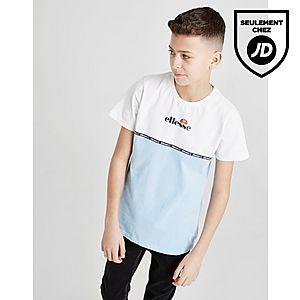 vendu dans le monde entier super promotions vente de sortie Ellesse T-Shirt Jeria Colour Block Junior