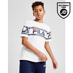 1d59985664 Fila Fila Danni Logo T-Shirt Junior ...