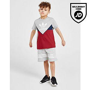 68a8ed49df5b4 adidas Originals Spirit Fleece Shorts Enfant adidas Originals Spirit Fleece  Shorts Enfant