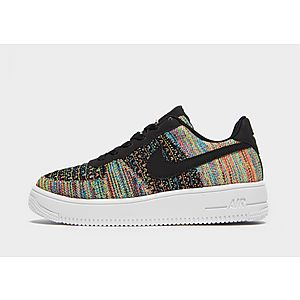 check out 85f49 a2de5 Nike Air Force 1 Flyknit 2.0 Junior ...
