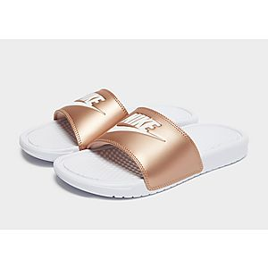 buy popular 47084 d799e ... Nike Claquettes Benassi Just Do It Femme