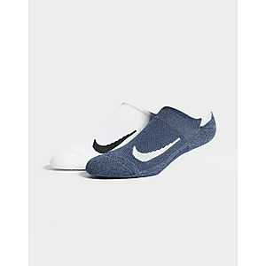 fa1c4d7ab0c4c Nike Chaussettes 2 Pack Running Performance Homme ...