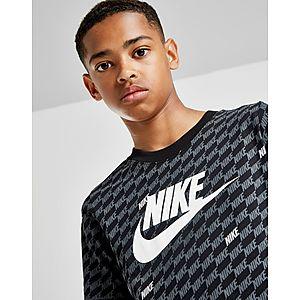 best service 37c50 86c4e ... Nike T-shirt Imprimé Hybrid Junior