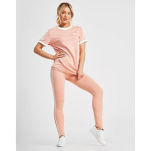 2f23db1aad4d4 ... adidas Originals T-shirt California 3-Stripes Femme