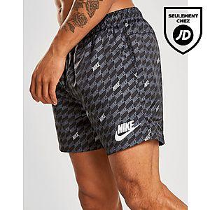 81af299714 Nike Short Imprimé Intégral Hybrid Homme Nike Short Imprimé Intégral Hybrid  Homme