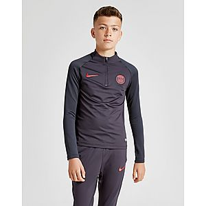 5ed268ed4afff Nike Haut de Survêtement Paris Saint Germain Strike Drill Junior ...