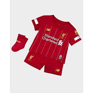 dcb728ff97a43 New Balance Kit Domicile Liverpool FC 2019 Bébé ...
