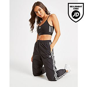 Adidas Stripes De Tissé Originals 3 Femme Pantalon Survêtement SVpUzM