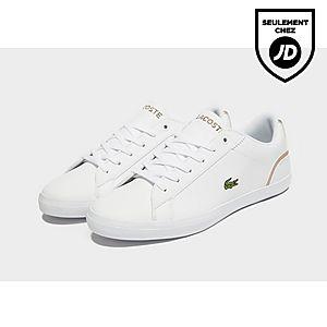 876db9326d Enfant - Lacoste Chaussures Junior (Tailles 36 à 38.5) | JD Sports