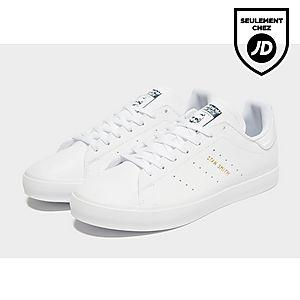 new styles 321f2 f9559 adidas Originals Stan Smith Vulc Junior adidas Originals Stan Smith Vulc  Junior